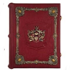 «Ювелирная Модерн» с накладкой «Дворянский герб»