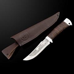 """Нож """"Лесной"""" Златоуст, арт. 8983"""